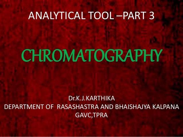 Chromatography Slide 2