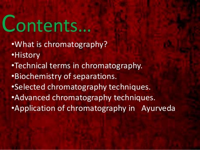 Chromatography Slide 3