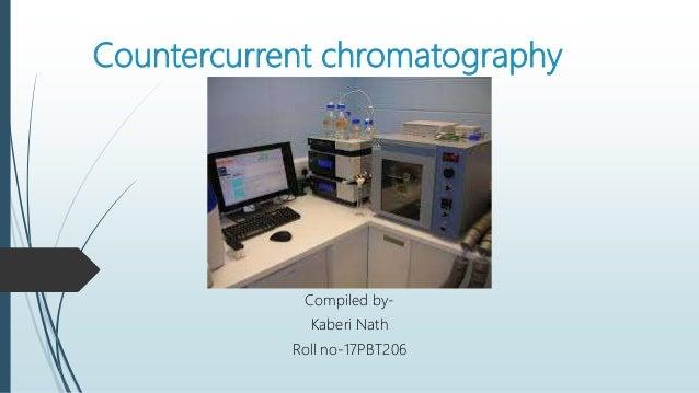 Modern Countercurrent Chromatography