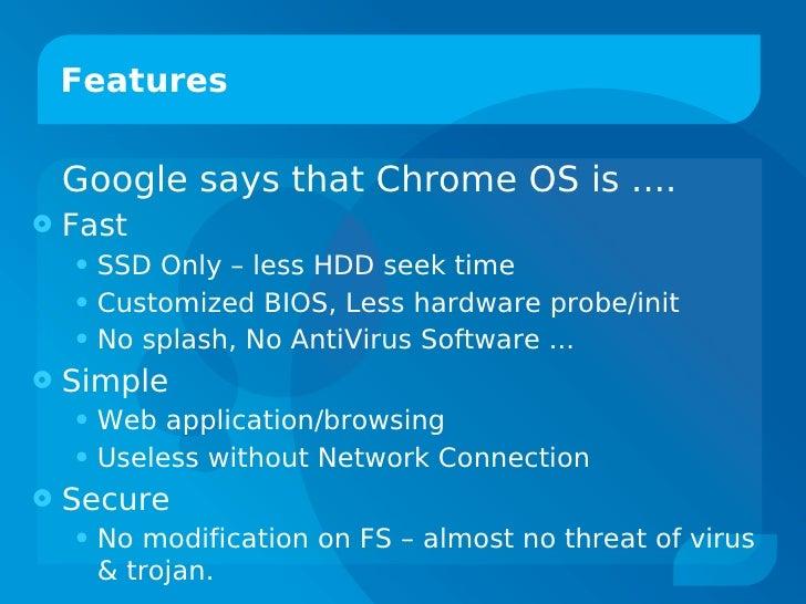 Chrome OS Observation Slide 3