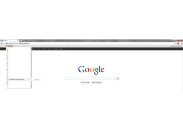 @googlechrome problem with RSS folder in bookmarks