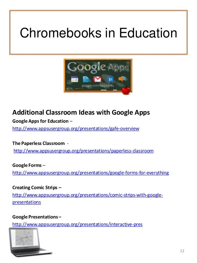 Chromebook Overview