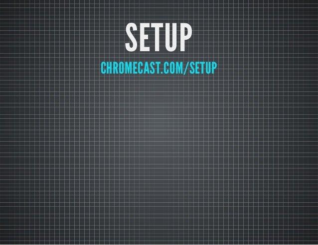 Chromecast - DevParty Torino 2014 Slide 3