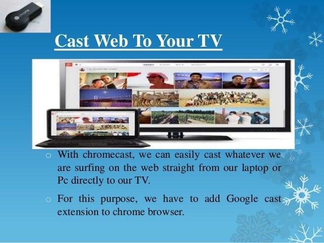 Chromecast Technology