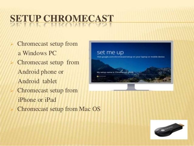 Chromecast hdmi dongle