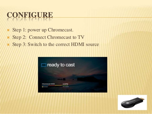 how to connect to chromecast wifi