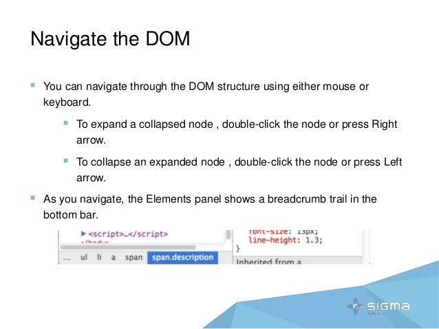 Google Chrome DevTools features overview