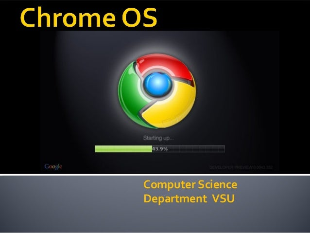 Computer Science Department VSU