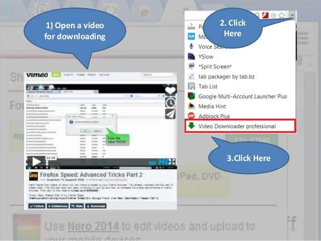 Chrome Video Downloader: Download any video from internet
