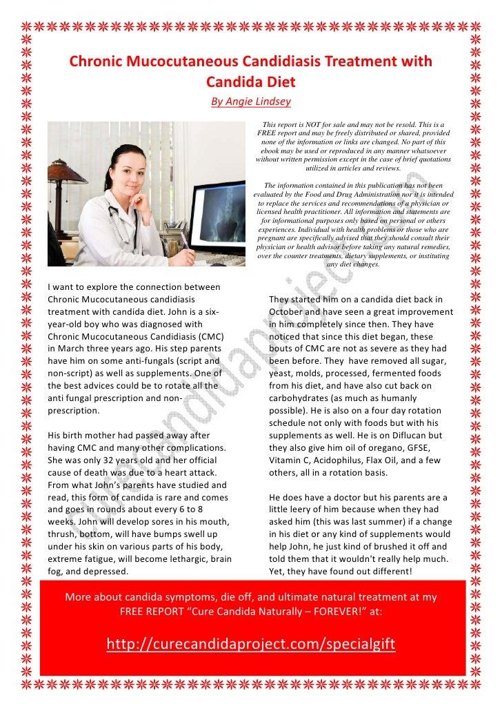 Treatment for Invasive Candidiasis
