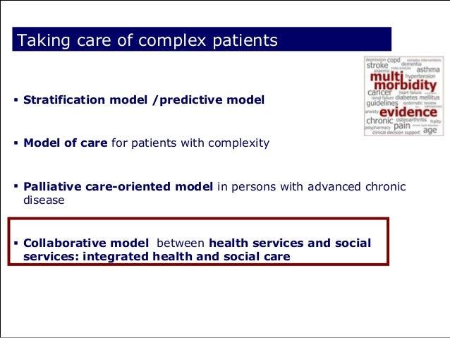 Social health care connecting toward a
