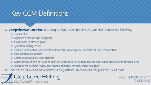 Chronic Care Management Tips For Documentation Success - Chronic disease management care plan template