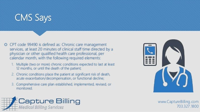 Chronic care management 6 tips for documentation success capturebilling 7033271800 6 sciox Images