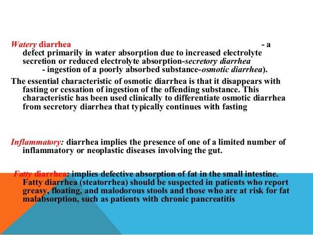Chronicdiarrhea