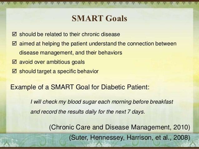 smart goals nursing