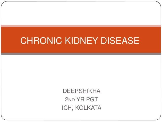 Pediatric Chronic Kidney Disease