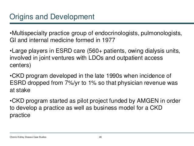 Case analysis multispecialty group practice emr