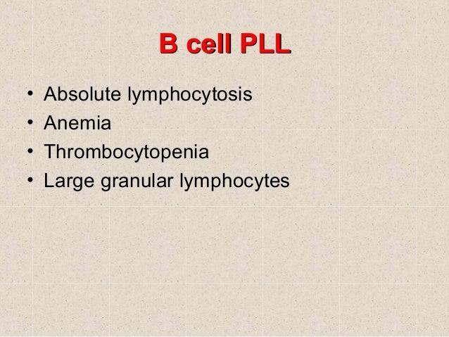 Chronic leukemias csbrp