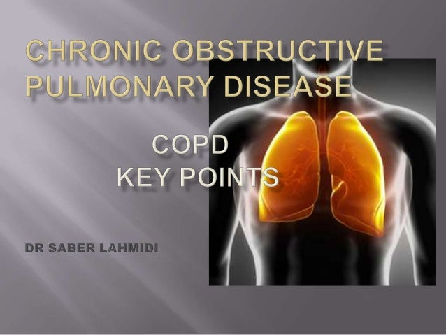       Chronic obstructive pulmonary disease (COPD) refers to a group of lung diseases that block airflow and make breat...