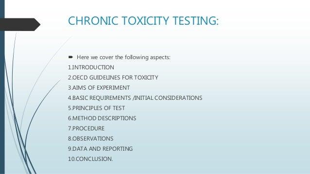 Acute dermal toxicity study