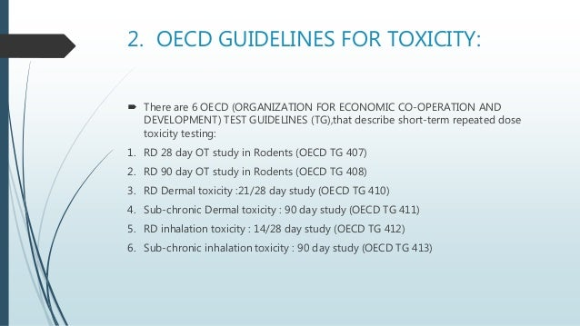 OECD iLibrary | OECD Guidelines for the Testing of ...
