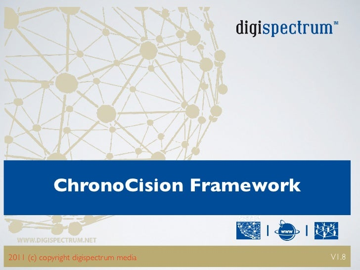 ChronoCision Framework2011 (c) copyright digispectrum media   V1.8