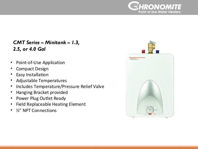 Chronomite Laboratories Inc
