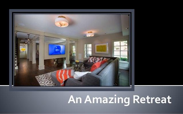 An Amazing Retreat