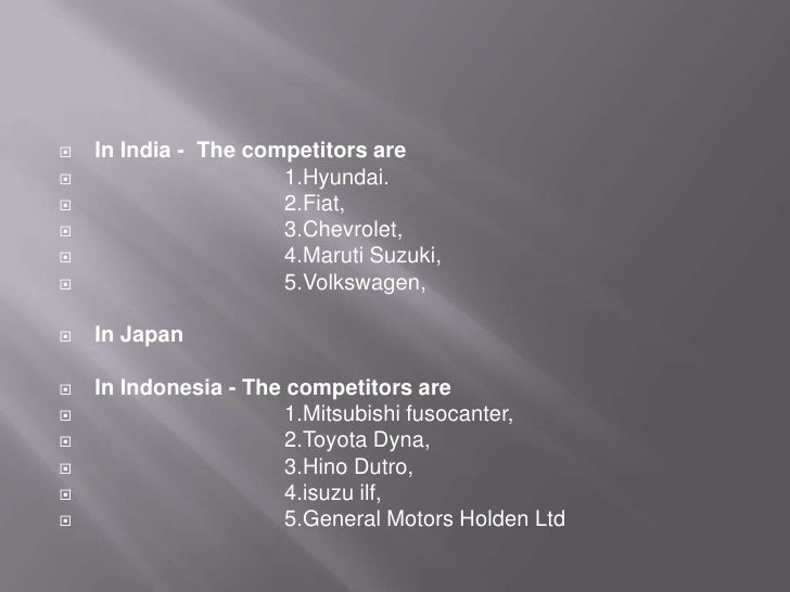 Chrysler for Hyundai motor myanmar co ltd