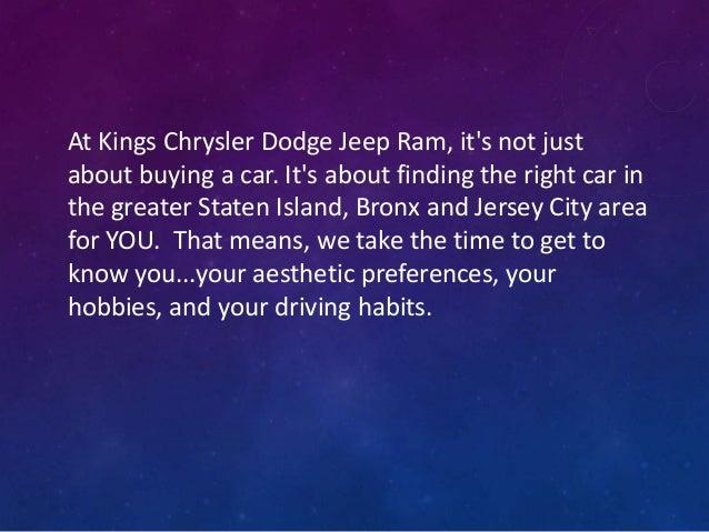 Island Chrysler Dodge Jeep Ram >> Chrysler Dealership Serving Manhattan