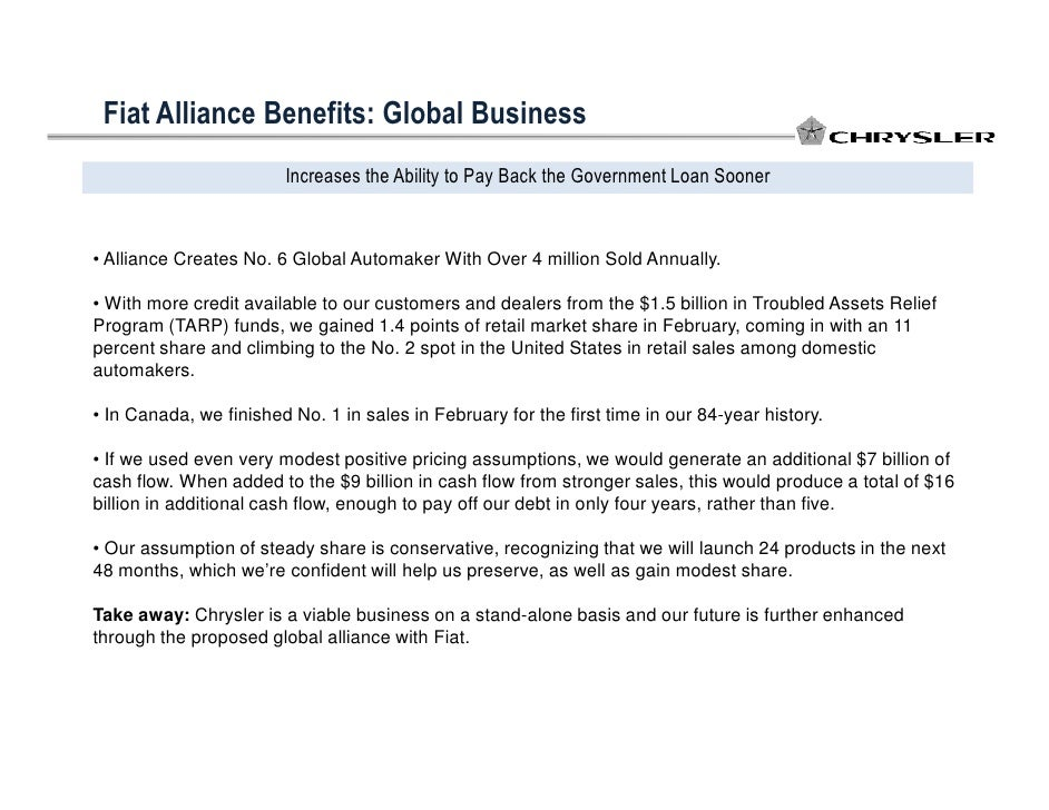 chrysler adopted group vs reborn fiat cars and alliance
