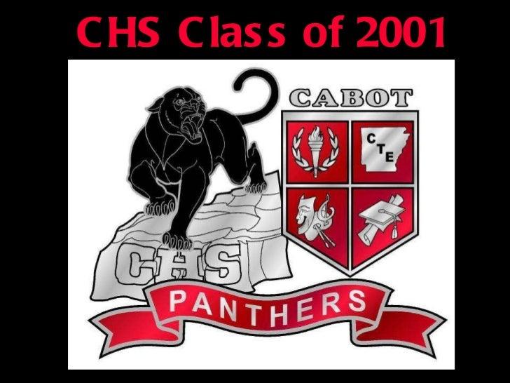 CHS Class of 2001
