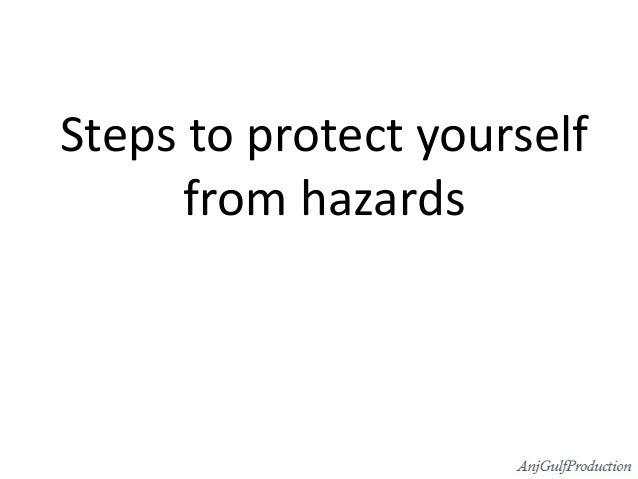 chs safety and hazard