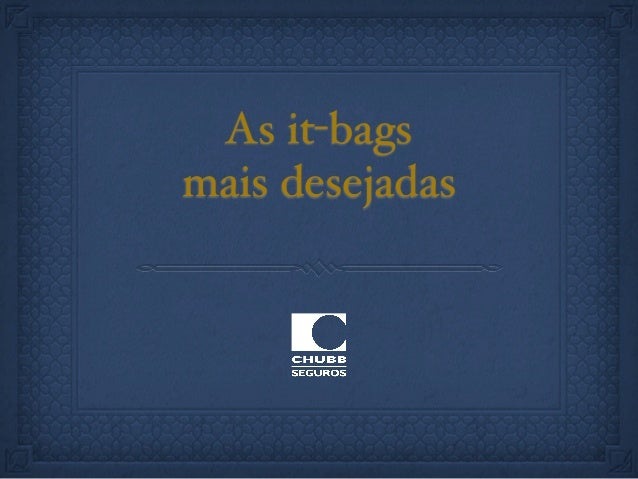 As it-bagsmais desejadas