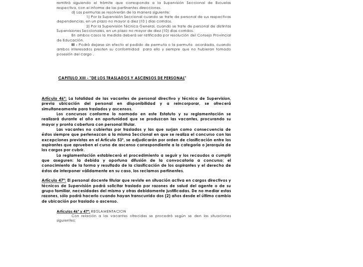 remitirá siguiendo el trámite que corresponda a la Supervisión Seccional de Escuelas        respectiva, con el informe de ...