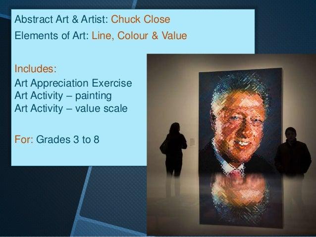 8 Art Elements : Elements of art line color value