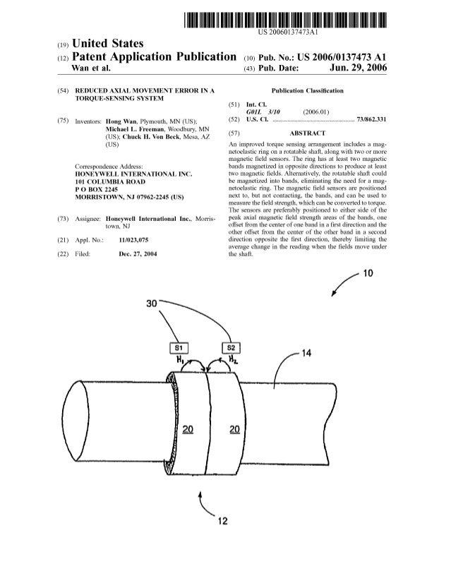 US 20060137473A1 (12) Patent Application Publication (10) Pub. No.: US 2006/0137473 A1 (19) United States Wan et al. (43) ...