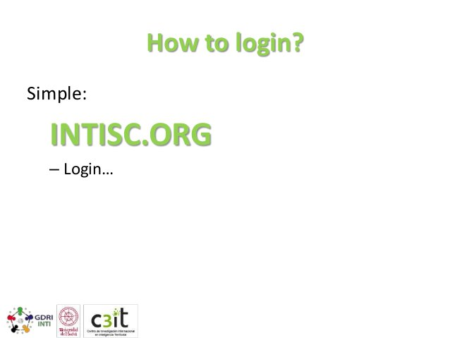 No username and password input  Simple button only  Never write your password into foreign application  You may login via ...