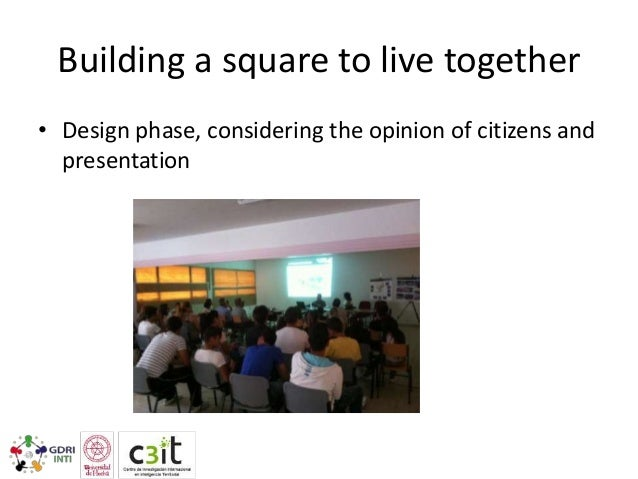 Participatory Communication strategy  Gala 2010 Objectives: To facilitate the use of the Cultural Centre as an educational...