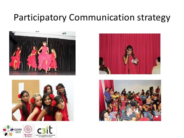 Participatory Communication strategie  Gala 2012 / II Participation encounter Objectives: To occupy the Constitution Squar...