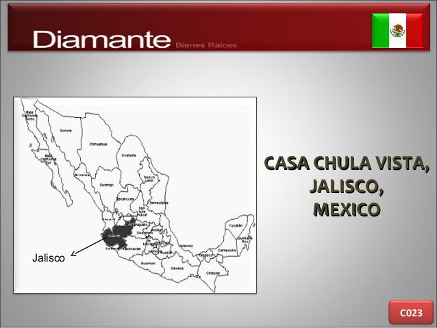 CASA CHULA VISTA,CASA CHULA VISTA, JALISCO,JALISCO, MEXICOMEXICO C023 Jalisco
