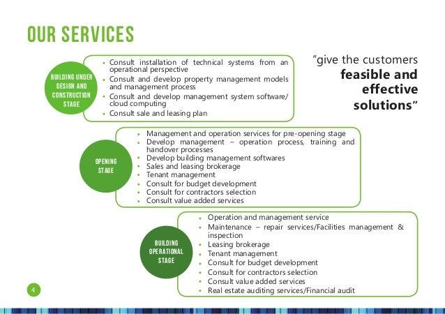 property management services business plan