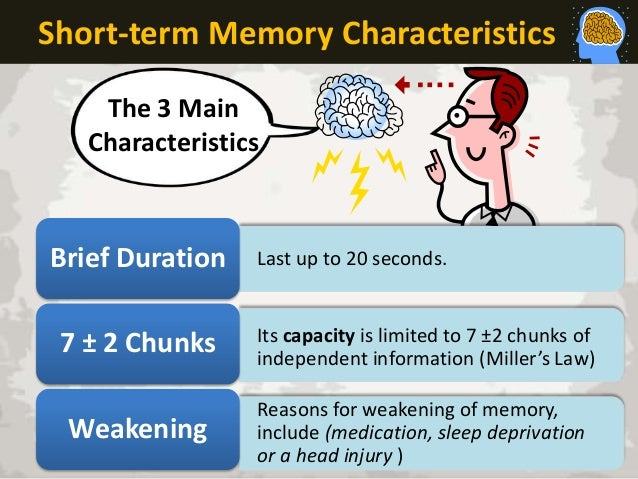 Chunking Memory