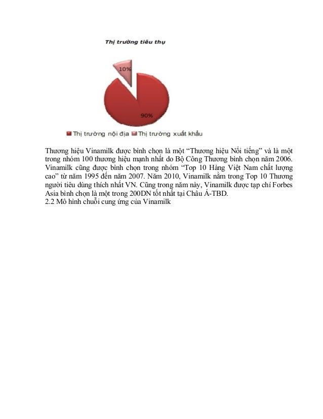 """Thương hiệu Vinamilk được bình chọn là một """"Thương hiệu Nổi tiếng"""" và là một trong nhóm 100 thương hiệu mạnh nhất do Bộ Cô..."""