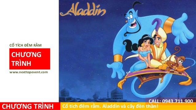 Aladdin và cây đèn thần! 2.