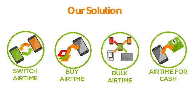 BUY AIRTIME  BULK AIRTIME  AIRTIME FOR CASH  SWITCH AIRTIME  Our Solution