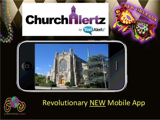 Revolutionary NEW Mobile App