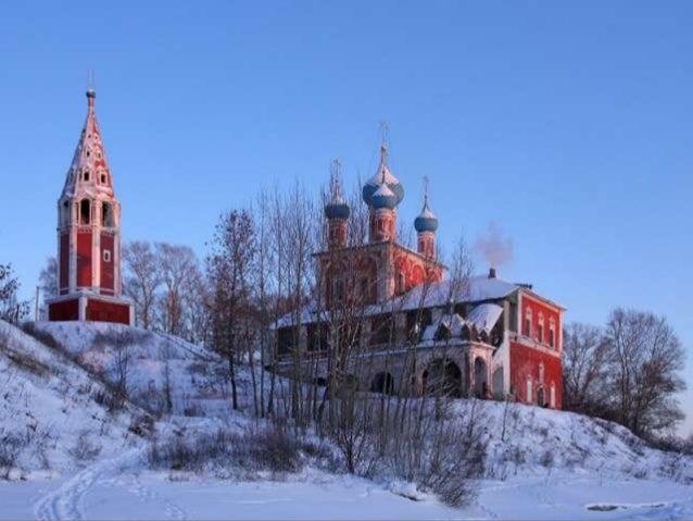 Churches of russia (v.m.)