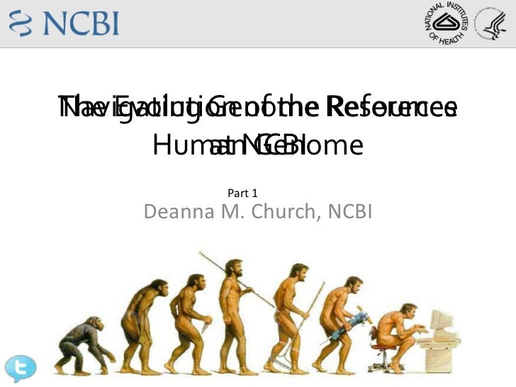 The Evolution of the Resources  Navigating Genome Reference        Human Genome             at NCBI                       ...