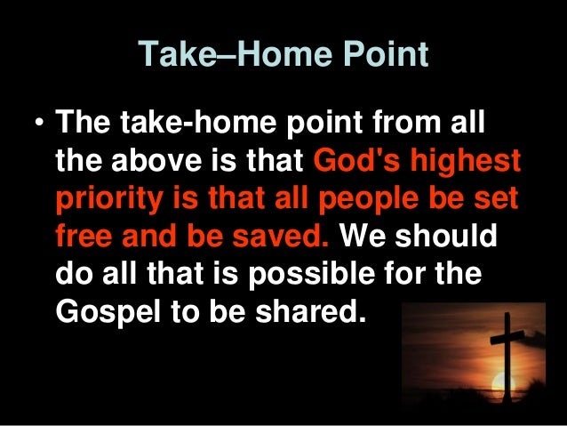 Different spirit - Luke 6:27-36
